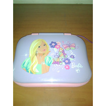 Mini Laptop Barbie