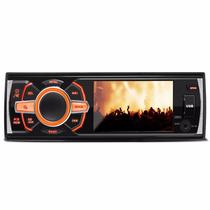Auto Radio Completo Le Cd Dvd Usb Sd 1din Hurricane Hrd-3560