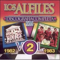 Los Alfiles - Discografia Completa Vol 2 - Los Chiquibum
