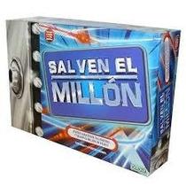Juego De Mesa Salven Al Millon - Original Ditoys
