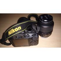 Nikon D3100 18-55 Vr Kit + Zoom Telefoto 55-200mm + Rogue Sa