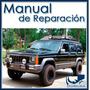 Jeep Cherokee 1984-1996 Manual De Reparación Y Servicios