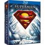 Blu-ray Superman Anthology - Dublado - 8 Discos