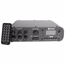 Amplificador De Mesa Ab100bt Bluetooth Nca Som Ambiente