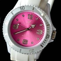 Reloj Kosiuko Watch 7495 Silicona Colores Verano Unisex