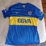 Camiseta De Boca 2015 Con Estampado De Tevez