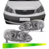 Par Farol Toyota Corolla 2003 2004 2005 2006 2007 08 Xei Seg