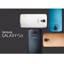 Celular Samsung Galaxy S5 Re Acondicionado Caja Generica Sp