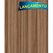 Papel Adesivo Contact Madeira Nogueira Texturizado 45cmx10mt