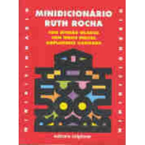 Livro Minidicionário Ruth Rocha Ruth Rocha
