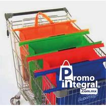 Superbags Bolsa Ecológica Para Carrito De Supermercado
