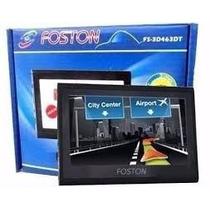 Gps Automotivo Foston Fs3d463 C/ Tv Digital