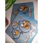 Pack Servilletas Importadas Angry Birds Decoupage / Cotillón