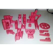 Peças Plásticas Prusa I3 Impressora 3d Reprap Prusa Mendel