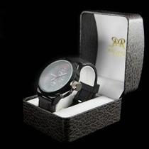 Relógio Esportivo Elegante( Exemplo Da Foto Com Visor Preto)