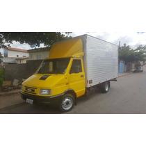 Iveco Daily 3510 - 2000 - 4x2 - Bau - R$ 32.000,00