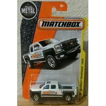 Silverado 1500 Chevy 14 Matchbox