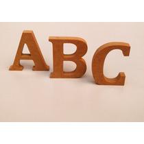 Letras E Numerais Em Mdf Cru 15mm 18cm Altura-decoração