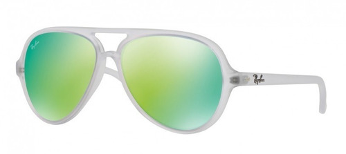 7a4b1e499e ... sale cheapest gafas ray ban cats transparentes. italy. original 2.15050  en mercado libre 4c1b2