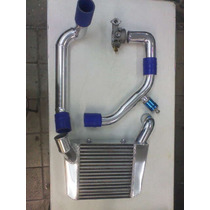 Kit Intercooler Para Linha Vw Ap Frente Do Radiador.