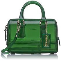 Bolso Pequeño Furla Candy Satchel -verde