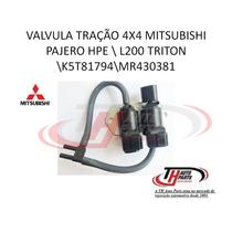 Valvula Tração 4x4 Mitsubishi Pajero Hpe \ L200 Triton \k5t8