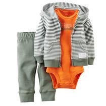 Ropa Carters Carter´s Carter Conjuntos 3 Pzas Niño Niña Body