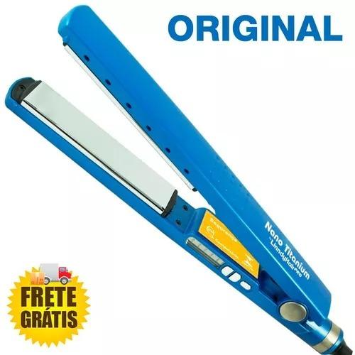 2e29b0e50 Chapinha Nano Titanium Original Profissional - R$ 169,99 em Mercado Livre