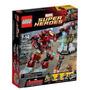 Lego Súper Heroes 76031 The Hulk Buster Smash
