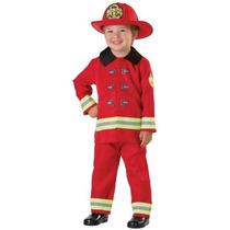 Bombero Disfraz Little Boys