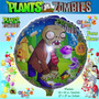 Globos Metalicos Plantas Vs Zombies