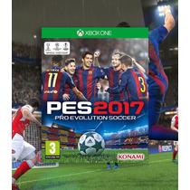 Pes 17 Pes 2017 Pro Evolution Soccer Xbox One Digital Online
