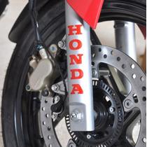 Adesivo Refletivo Par Bengala Moto Honda Falcon 400 Xre 300
