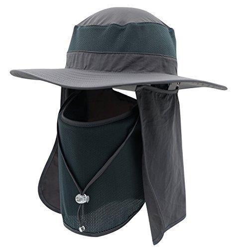 ac4360f44ad4b Home Prefer Sombrero De Sol Para Hombre Sombrero De Malla So -   1.066