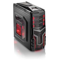 Gabinete Pra Pc Gamer Com 3 Cooler Led 12cm Multilaser Ga12
