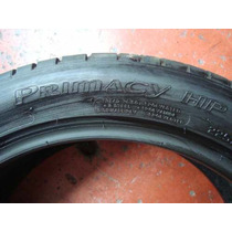 Michelin Primacy Hp 225/45/17 Rango W Nueva !!!