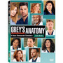 Dvd Grey´s Anatomy: A 9ª Temporada Completa (6 Discos)