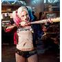 Taco Harley Quinn - Arlequina - Artesanal