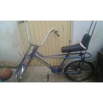 Bicicleta Vagabundo Todo Original Ocupa Restauración