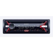 Radio Toca Cd Player Sony Automotivo Cdx-g1170 Aux Mp3 Usb