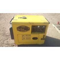 Generador Planta De Luz 5500 Whats Con Motor Diesel