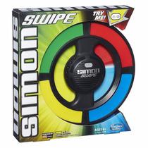 Simon Swipe Juego Táctil Licencia Original Hasbro