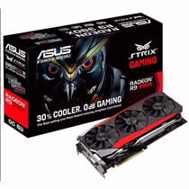 Placa De Video Ati Amd Radeon R9 390x 8gb Ddr5 Strix Asus