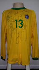 Camisa Do Brasil Das Olimpiadas - Camisa Masculina de Seleções ... 65144c08ef089