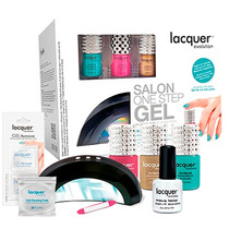 Kit Lacquer Evolution + Lampara Led * Envío Gratis*