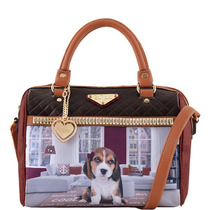 Bolsa Rafitthy Be Forever Beagle Words