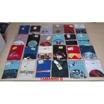 Kit 10 Camisetas 100% Original Camisas Surf Oakley Mcd Etc