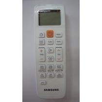 Controle Remoto Ar Condicionado Split Samsung Novo Original