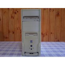 Cpu Intel Socket 755 1gb De Ram Hd 30gb / Windows7 Garantía