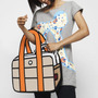 Bolso Cartera Moderna Diseño 2d Flat Bag Caricatura